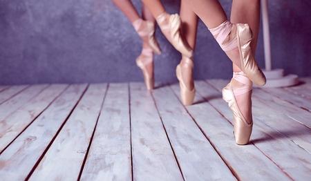 43889818 S Dancers Ballet Toe Shoes Feet