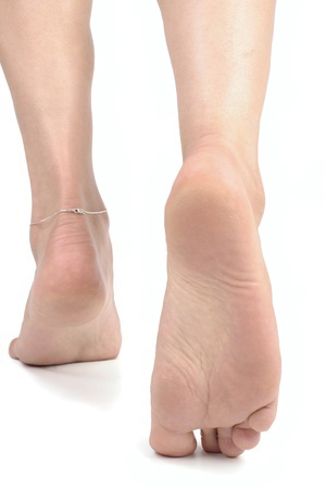 changes in your feet