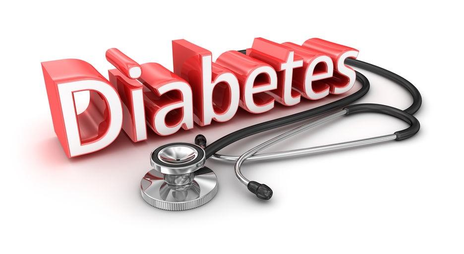 46737615 Diabetes Text, 3d Medicical Concept