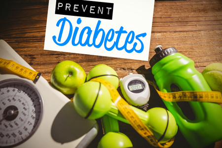 47542744 Prevent Diabetes Against Indicators Of Healthy Lifestyle