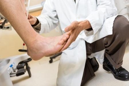 23709852 S Feet Podiatrist Doctor