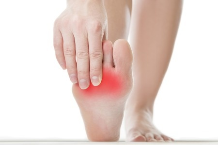 42121731 S Foot Pain Ball Mortons Neuroma