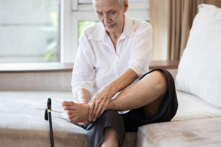 arthritis foot pain